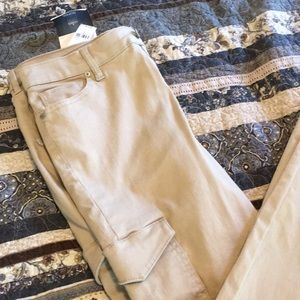 New York and Company Ankle legging cargo sz 10